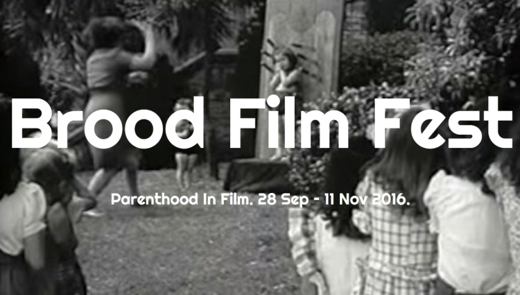 Brood Film Fest Publicity Image with text