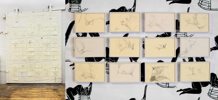 Anna Kell Artwork Nursing_Install & MOM museum online exhibit