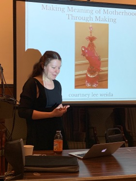 Courtney Lee Weida-Making Meaning out of Motherhood Through Making