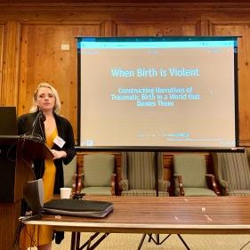 Hannah Tello-When Birth is Violent: Constructing Narratives of Birth Trauma in a World that Denies Them