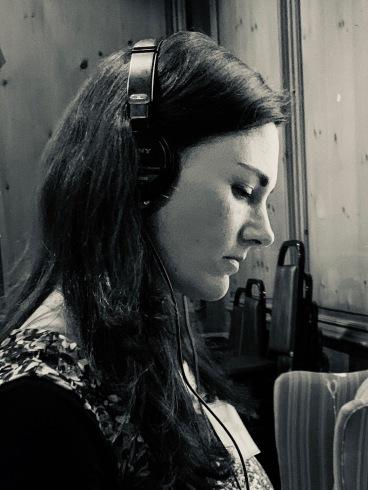 Heidi Barken Art Listening Station