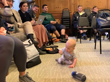 MOM Conference Babies!