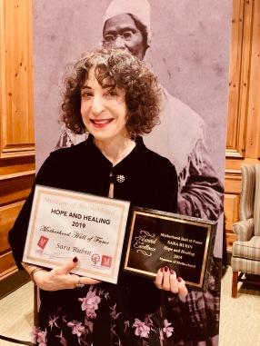 Sara Rubin- Motherhood Hall of Fame