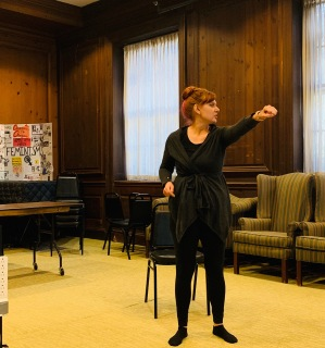 Summer Cunningham -On Being Alone: A Performance about Teenage Pregnancy, Single Motherhood, and the Complexities of Human Relationships